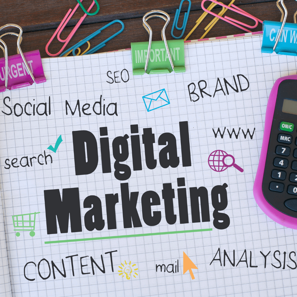 Digital Marketing DIngo Integrated Marketing